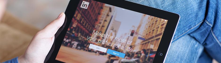 Få succes på LinkedIn - et karrierefremmende værktøj